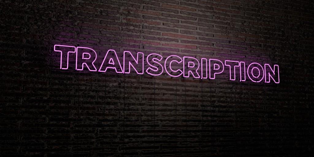 1 IMAGEN TRANSCRIPCION